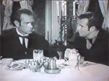 Grey Holden and Ben Fraxer played by Darren McGavin and Burt Reynolds